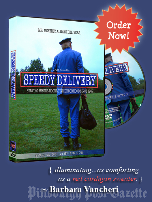 Speedy Delivery DVD Box